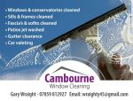 Cambourne Window Cleaning
