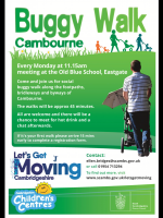 Cambourne Buggy Walk