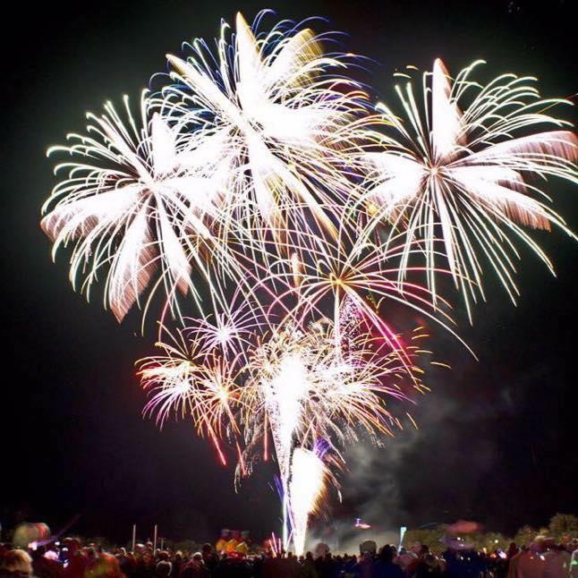 Cambourne Firework Display